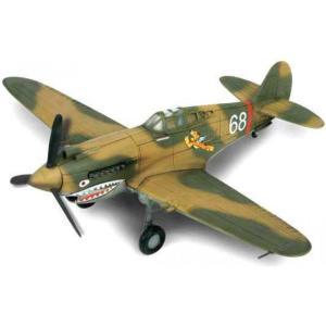 フォーセス オブ バロー Forces of Valor フィギュア 1:72 Enthusiast Series Planes U.S. P-40B [Pearl Harbor]|fermart-hobby