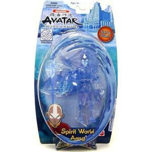 アバター 伝説の少年アン Avatar the Last Airbender マテル Mattel Toys フィギュア おもちゃ Water Series Aang Action Figure [Spirit World]|fermart-hobby
