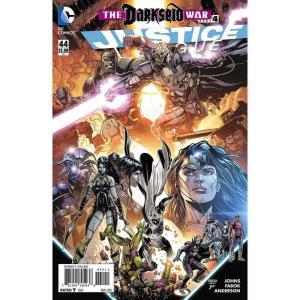 ジャスティス リーグ Justice League 本・雑誌 DC #44 The Darkseid War Part 4 Comic Book|fermart-hobby