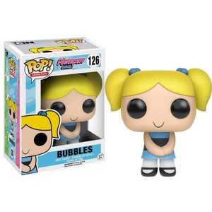 パワーパフガールズ Powerpuff Girls フィギュア POP! Animation Bubbles Vinyl Figure #126|fermart-hobby