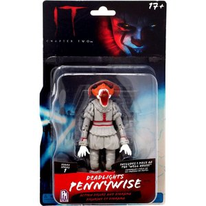ホラー Horror フィギュア IT: Chapter Two Deadlights Pennywise Action Figure|fermart-hobby