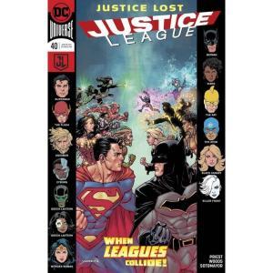 ジャスティス リーグ Justice League ディーシー コミックス DC Comics おもちゃ DC #40 Comic Book fermart-hobby