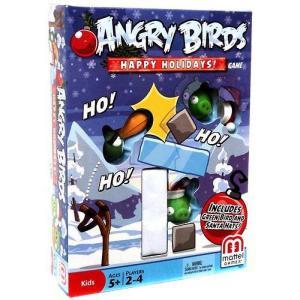 アングリーバード Angry Birds マテル Mattel Toys おもちゃ Happy Holidays! Game|fermart-hobby