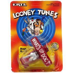 ルーニー テューンズ Looney Tunes おもちゃ・ホビー Bugs Bunny BiPlane Diecast Vehicle|fermart-hobby