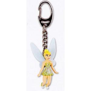 ティンカー ベル Tinker Bell モノグラム Monogram ユニセックス キーホルダー Disney Fairies Keychain #24388 [Classic Style]|fermart-hobby