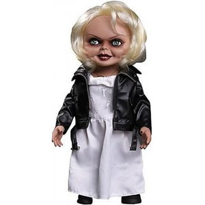 ホラー Horror ぬいぐるみ・人形 Child's Play Bride of Chucky Talking Tiffany 15-Inch Doll|fermart-hobby