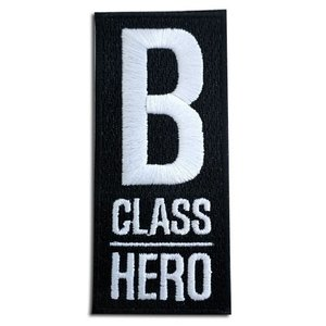 ワンパンマン One Punch Man グッズ B-Class Hero Patch|fermart-hobby
