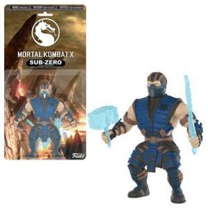 モータルコンバット Mortal Kombat ファンコ Funko フィギュア おもちゃ X Sub-Zero Action Figure [Normal Version] fermart-hobby