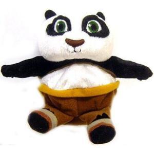 カンフー パンダ Kung Fu Panda フィギュア Po 4-Inch Plush Figure fermart-hobby