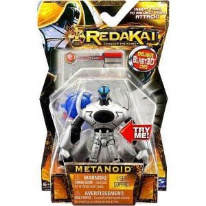 レッダカイ Redakai スピンマスター Spin Master フィギュア おもちゃ Metanoid Action Figure|fermart-hobby