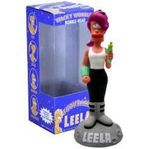 フューチュラマ Futurama フィギュア ボブルヘッド Wacky Wobbler Leela Bobble Head|fermart-hobby