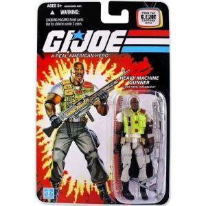 ジー アイ ジョー GI Joe ハズブロ Hasbro Toys フィギュア おもちゃ Wave 8 Roadblock Action Figure|fermart-hobby