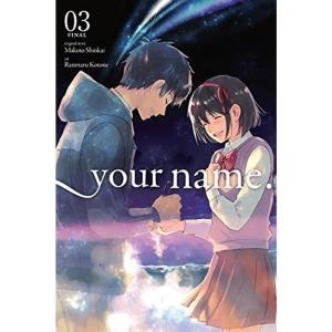 君の名は。 Your Name 本・雑誌 ソフトカバー Volume 3 Manga Trade Paperback [Kimi no Na wa.]|fermart-hobby