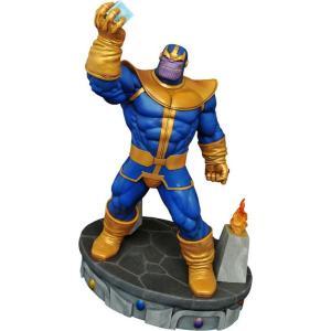 サノス Thanos ダイアモンド セレクト Diamond Select Toys フィギュア おもちゃ Marvel Premium Statue|fermart-hobby