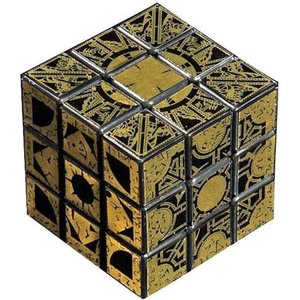ホラー Horror ゲーム・パズル Hellraiser III: Hell on Earth Lament Configuration Puzzle Cube Replica|fermart-hobby