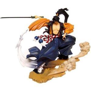 トライガン Trigun フィギュア Maximum Story Image Figure Rai-Dei the Blade PVC Figure|fermart-hobby