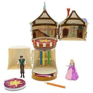 塔の上のラプンツェル Tangled ディズニー Disney おもちゃ Rapunzel Tower Exclusive Playset [Pencil Holder]|fermart-hobby