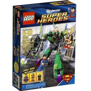 スーパーマン Superman レゴ LEGO おもちゃ DC Universe Super Heroes vs. Power Armour Lex Set #6862|fermart-hobby