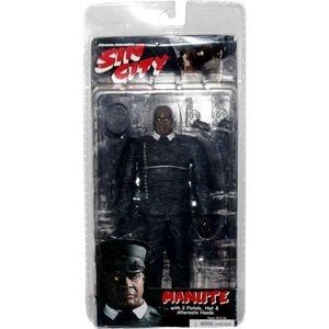 シン シティ Sin City フィギュア Manute Action Figure [Color Variant]|fermart-hobby