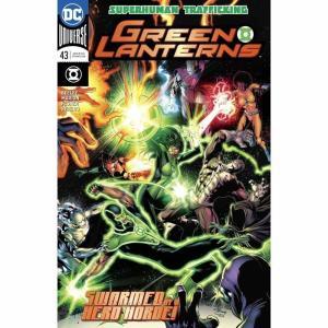 ディーシー コミックス DC DC Comics おもちゃ Green Lanterns #43 Comic Book|fermart-hobby
