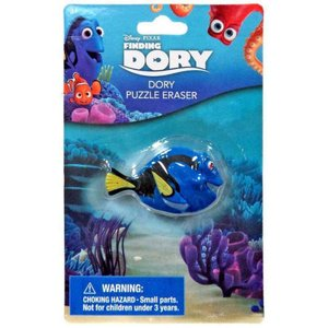 ファインディング ニモ Finding Dory ゲーム・パズル 消しゴム Disney / Pixar Dory Puzzle Eraser|fermart-hobby