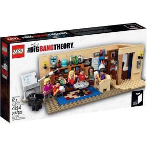 ビッグバン セオリー The Big Bang Theory レゴ LEGO おもちゃ Ideas Set #21302|fermart-hobby