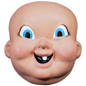 ホラー Horror グッズ Happy Death Day 2U Mascot Vacuform Mask|fermart-hobby