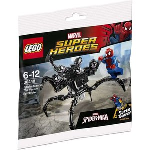 スパイダーマン Spider-Man レゴ LEGO おもちゃ Marvel Super Heroes Ultimate VS. The Venom Symbiote Set #30448 [Bagged]|fermart-hobby