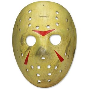 ホラー Horror グッズ Friday the 13th Part 3 Jason Voorhees Mask Prop Replica [Re-Issue]|fermart-hobby