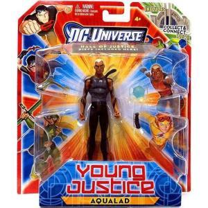 ヤング ジャスティス Young Justice マテル Mattel Toys フィギュア おもちゃ DC Universe Aqualad Action Figure [Stealth]|fermart-hobby