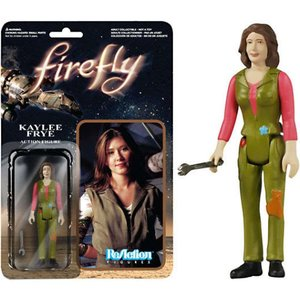 ファイヤーフライ 宇宙大戦争 Firefly フィギュア ReAction Kaylee Frye Action Figure|fermart-hobby