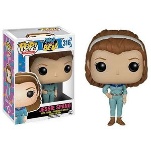 セイヴド バイ ザ ベル Saved By The Bell フィギュア POP! TV Jessie Spano Vinyl Figure #316|fermart-hobby
