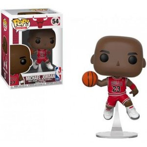 NBA NBA フィギュア Chicago Bulls POP! Sports Michael Jordan Vinyl Figure #54 [Red Uniform, Flying]|fermart-hobby