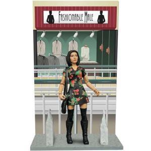 モール ラッツ Mallrats ダイアモンド セレクト Diamond Select Toys フィギュア おもちゃ Select Series 2 Renee Action Figure|fermart-hobby