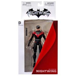 ニュー52 The New 52 ディーシー コミックス DC Collectibles フィギュア おもちゃ DC Nightwing Action Figure|fermart-hobby