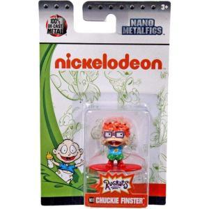 ニコロデオン Nickelodeon フィギュア Rugrats Nano Metalfigs Chuckie Finster 1.5-Inch Diecast Figure NK10|fermart-hobby