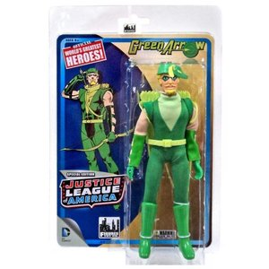 グリーンアロウ Green Arrow フィギュアーズトイ Figures Toy Co. フィギュア おもちゃ DC Justice League of America World's Greatest Heroes! Action Figure|fermart-hobby