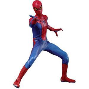 スパイダーマン Spider-Man ホットトイズ Hot Toys フィギュア おもちゃ The Amazing Movie Masterpiece 1/6 Collectible Figure fermart-hobby