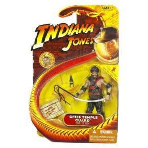 インディ ジョーンズ Indiana Jones フィギュア Temple of Doom Series 4 Chief Temple Guard Action Figure|fermart-hobby