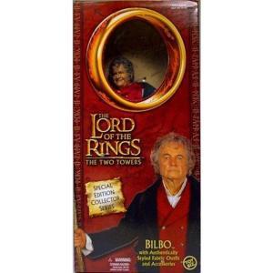 ロード オブ ザ リング The Lord of the Rings フィギュア The Two Towers Special Edition Collector Series Bilbo Deluxe Action Figure fermart-hobby