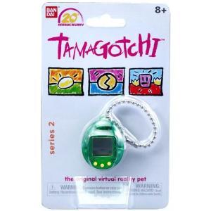 バンダイアメリカ Bandai America おもちゃ 20th Anniversary Series 2 Translucent Green 1.5-Inch Virtual Pet Toy fermart-hobby