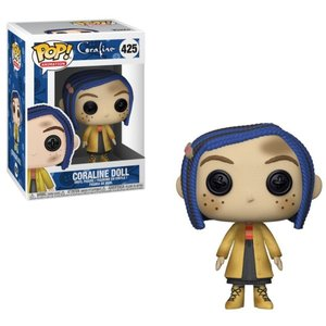 コララインとボタンの魔女 Coraline フィギュア POP! Animation Doll Vinyl Figure #425|fermart-hobby