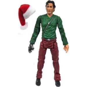 キャプテン スーパーマーケット Army of Darkness パリセーズ Palisades Toys フィギュア おもちゃ Santa Ash Action Figure|fermart-hobby