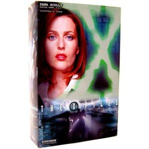 Xファイル The X-Files サイドショウ Sideshow Collectibles フィギュア おもちゃ Dana Scully Action Figure|fermart-hobby