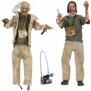 ホラー Horror フィギュア Texas Chainsaw Massacre 2 Nubbins Sawyer Clothed Action Figure 2-Pack Collector's Set|fermart-hobby