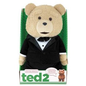 テッド Ted コモンウェルストイズ Commonwealth Toys ぬいぐるみ おもちゃ 2 in Tuxedo 16-Inch Talking Plush [Explicit]|fermart-hobby