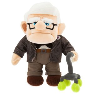 ピクサー Disney / Pixar ぬいぐるみ・人形 ぬいぐるみ / Pixar Up 10th Anniversary Carl Fredricksen Exclusive 14-Inch Medium Plush|fermart-hobby