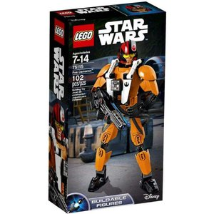 ポー ダメロン Poe Dameron レゴ LEGO おもちゃ Star Wars The Force Awakens Set #75115|fermart-hobby