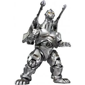 ゴジラ Godzilla バンダイ Bandai フィギュア おもちゃ S.H. Monsterarts Super Mechagodzilla Action Figure fermart-hobby