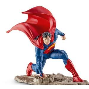 スーパーマン Superman シュライヒ Schleich フィギュア おもちゃ Justice League Mini Figure [Kneeling] fermart-hobby